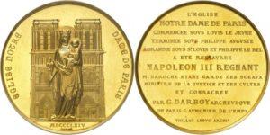Médaille de Notre-Dame